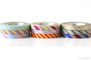 MT Twisted Cord Washi Tape