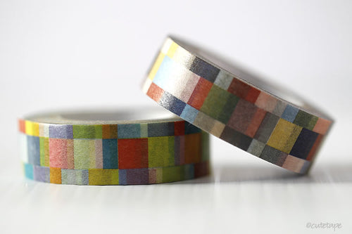 MT Mosaic Masking Washi Tape Japanese