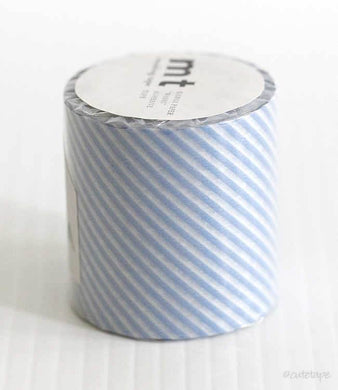 Thin Blue Stripe CASA Washi Tape MT 50mmx10m