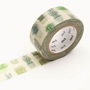 succulent washi tape, cactus washi tapes