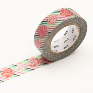 Candy Washi Tape MT Lollipop Tape - Japanese