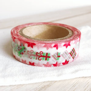 Christmas Presents Washi Tape