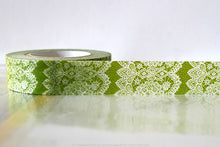 Lace Washi Tape Vertical Japanese