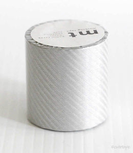 Thin Silver Stripe CASA Washi Tape MT 50mmx10m
