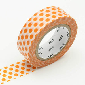 MT Big Dots Japanese Washi Tape