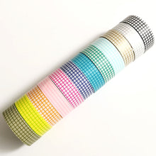 japanese grid washi tape