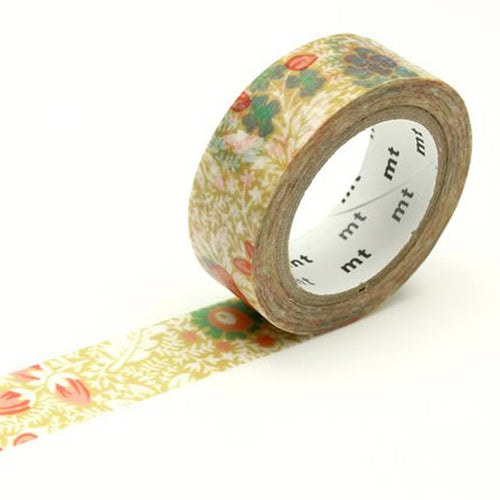 mt x Les Olivades charbonnier Washi Tape Japanese
