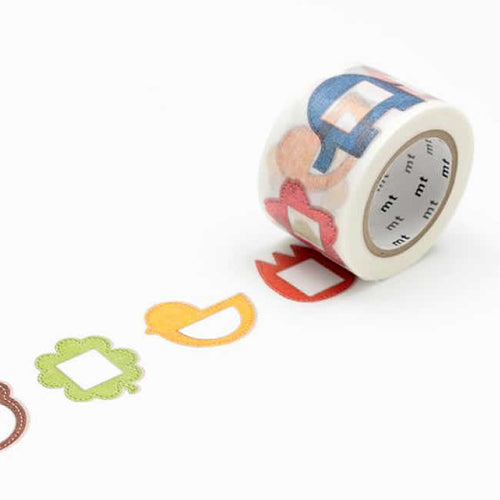 kids nameplate washi tape