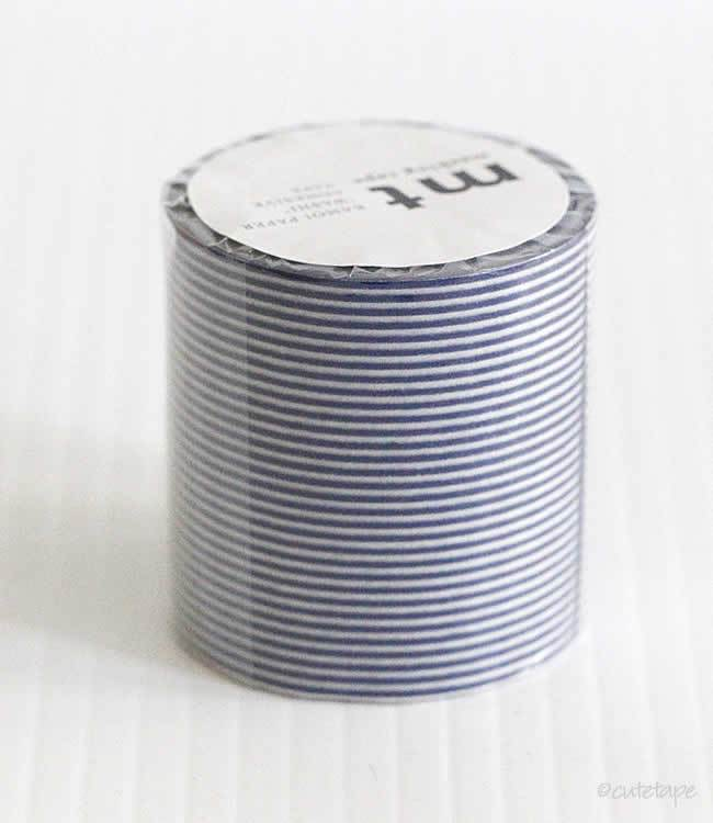 Navy Line  mt CASA Washi Tape 50mmx10m