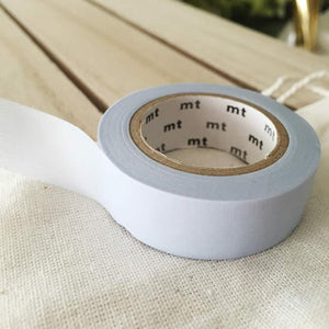 Solid Pastel Blue Washi Tape Japanese