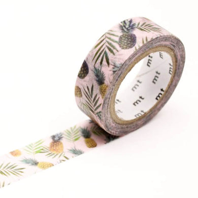 Pineapple Washi Tape MT Masking Tape - Japanese