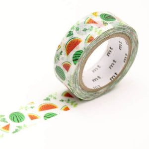 Watermelon Washi Tape MT Masking Tape - Japanese