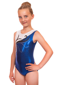 Deluxe Disco Sleeveless Leotard - On Sale