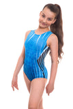 Electrum Sleeveless Gymnastic Leotard