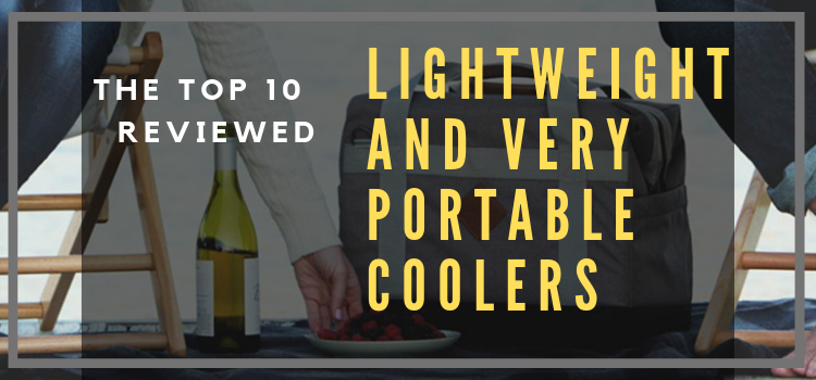 The Top 10 Reviewed Lightweight and Very Portable Coolers
