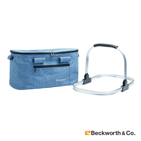 SmartFold Insulated Folding Picnic Basket