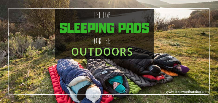 Top Outdoor Sleeping Pads