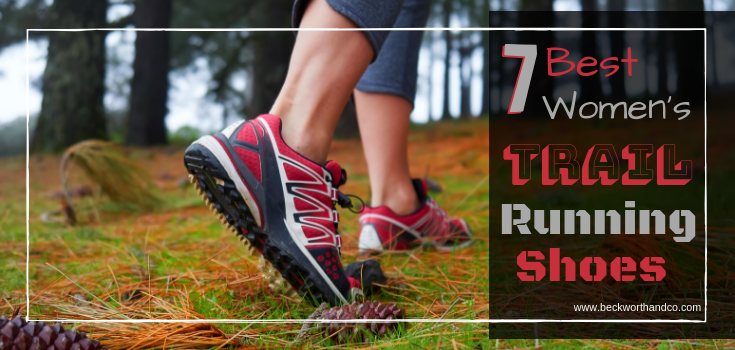 best female trail running shoes