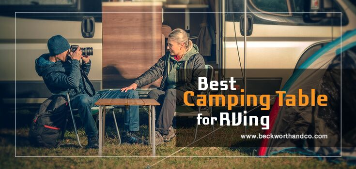 Best Camping Table For RVing