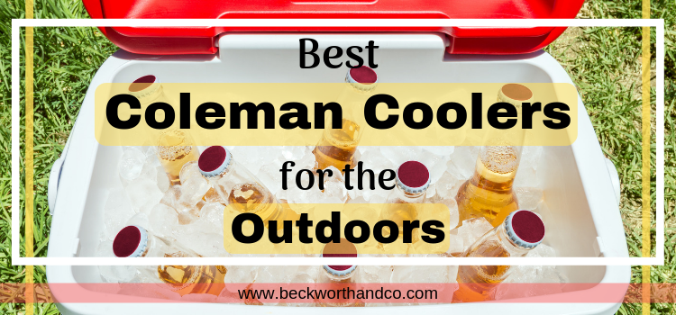Best Coleman Coolers for the Outdoors