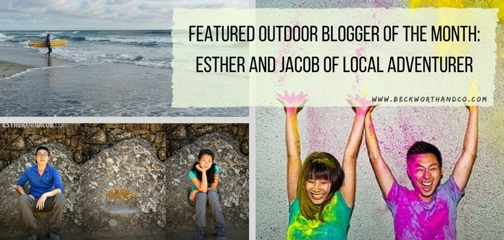 Featured Outdoor Blogger of the Month: Esther and Jacob of Local Adventurer