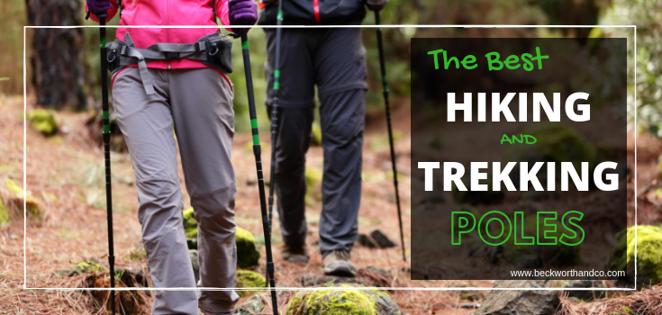 The Best Hiking and Trekking Poles