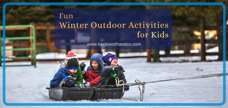 Fun Winter Outdoor Activities For Kids