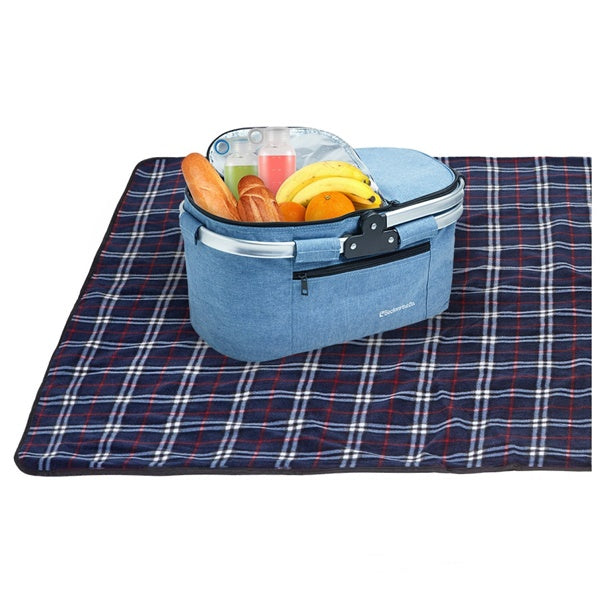 Beckworth & Co. SmartFold Picnic Basket