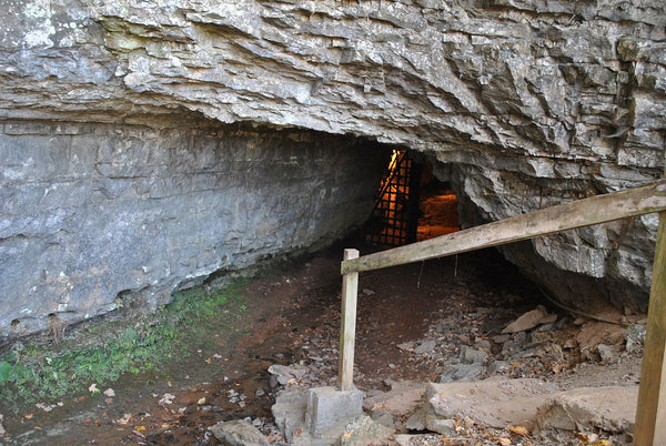 The Bell Witch Cave - Adams Tennessee