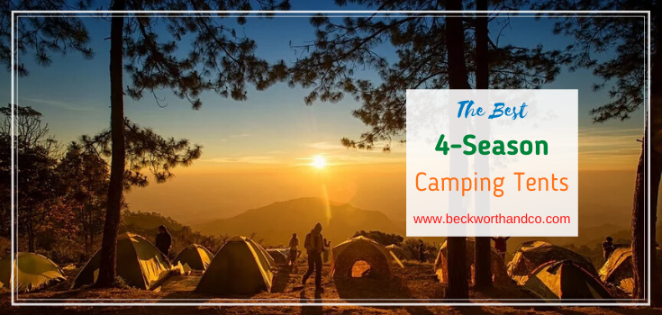 The Best 4-Season Camping Tents