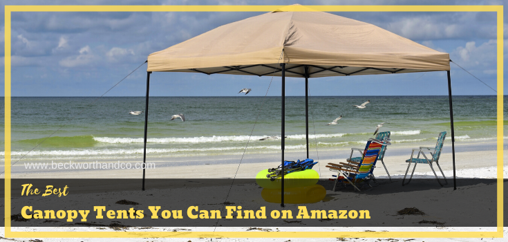 The Best Canopy Tents You Can Find on Amazon