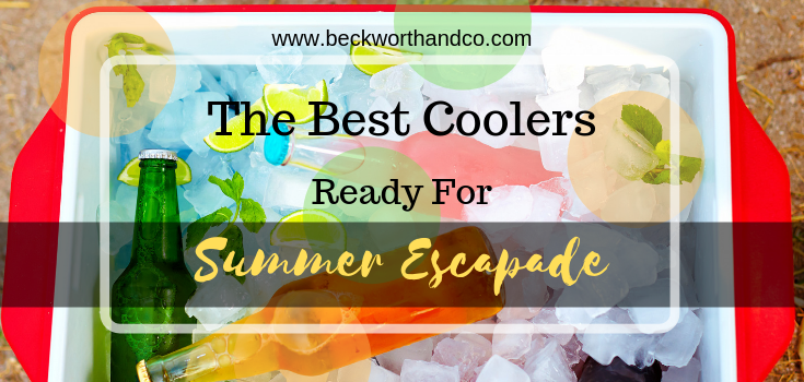 The Best Coolers Ready For Summer Escapade