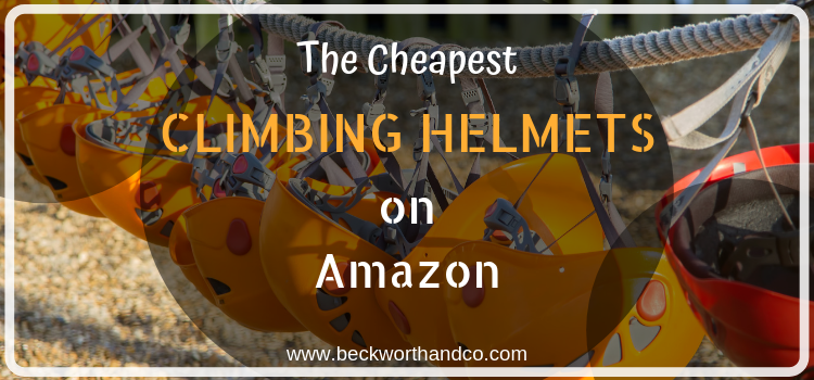 The Cheapest Climbing Helmets on Amazon
