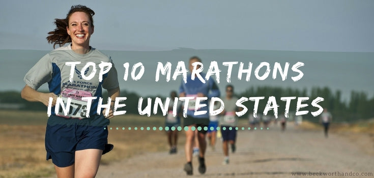 Top 10 Marathons in the United States