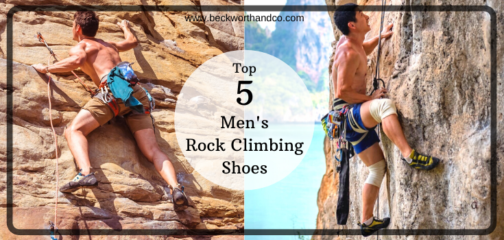 Top 5 Men's Rock Climbing Shoes