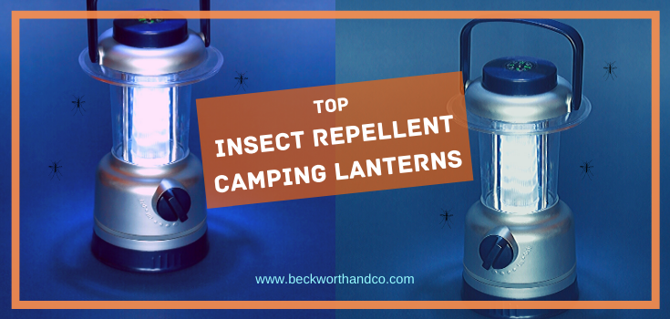 Top Insect Repellent Camping Lanterns