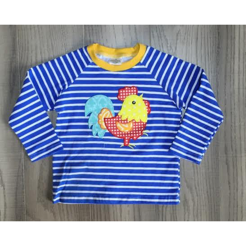 Boys Rooster Shirt