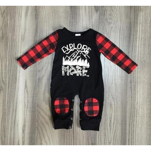 Explore More Boys Romper