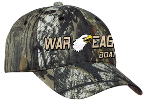 War Eagle Pro Camouflage Series Cap - Mossy Oak