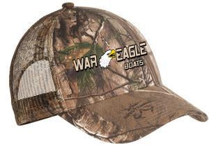 War Eagle Pro Camouflage Series Cap with Mesh Back - Realtree Xtra