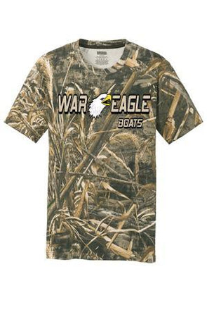 War Eagle Realtree® Explorer 100% Cotton T-Shirt