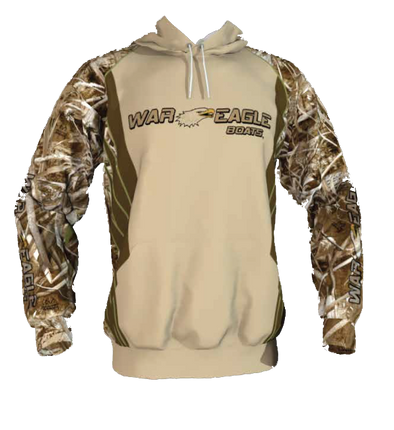 Realtree Max 5 Color Block Performance Hoodie