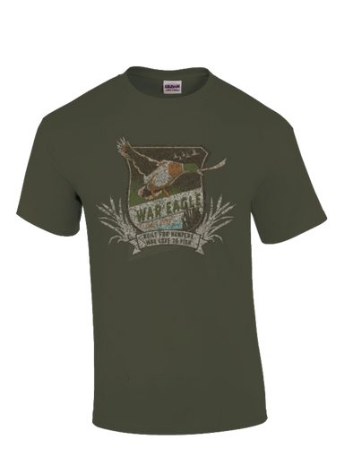 War Eagle Boats Duck T-Shirt