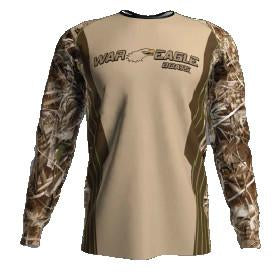 Realtree Max 5 Color Block Performance Long Sleeve T-Shirt