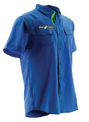 Huk Phenom Short Sleeve Fishing Shirt
