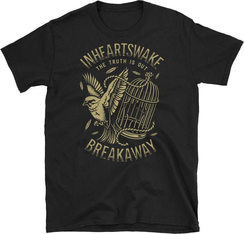 Breakaway T-Shirt (Black)