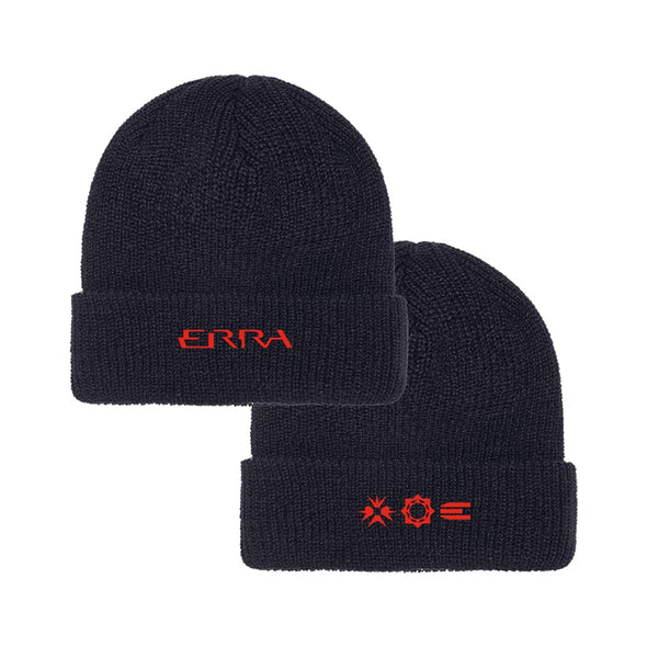 Embroidered Logo Beanie (Two-Sided)