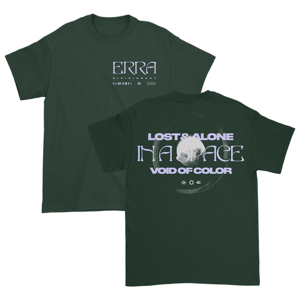 Divisionary T-Shirt (Forest Green)