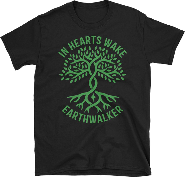 Earthwalker T-Shirt (Black)