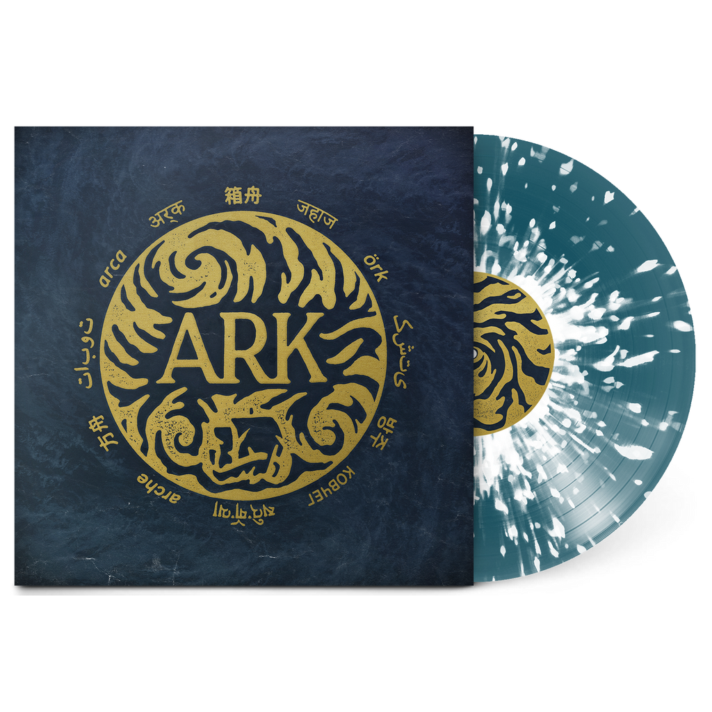 Ark Vinyl (Blue/White)